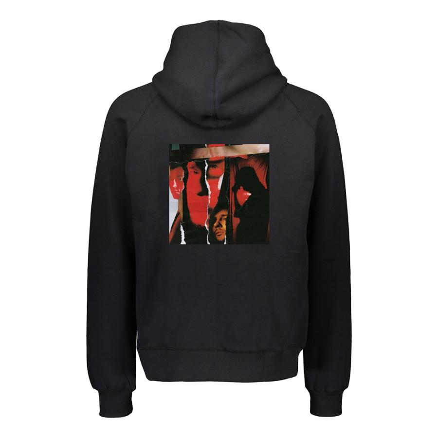 Šventinis komplektas (džemperis su užrašu iš priekio + albumas PANACĖJA)
